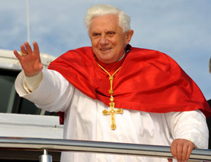 Benedetto XVI a Sydney