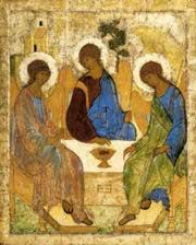 La Trinità di Andrej Rublev