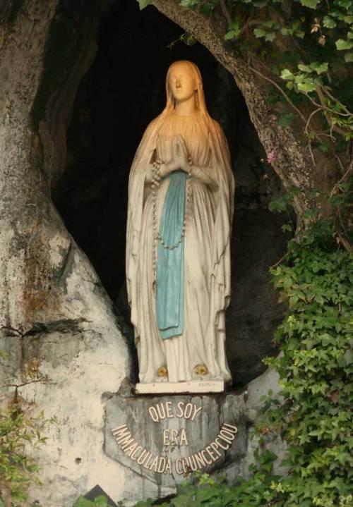 La Grotta dell'Apparizione