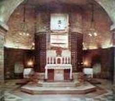 Cripta della Basilica di San Franceso in Assisi