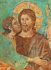 Il Bacio di Giuda (Cimabue)