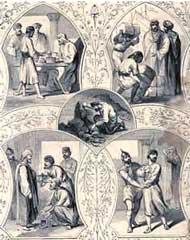 John S. C. Abbott and Jacob Abbott Illustrated New Testament (1878)